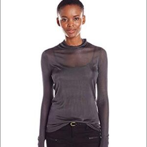 👚NWOT! Bailey 44 Melvin Top in Anthracite👚